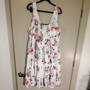 torrid Dresses - Floral Plus Size Dress 2x